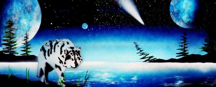 Night exploration - Robin Seagrave