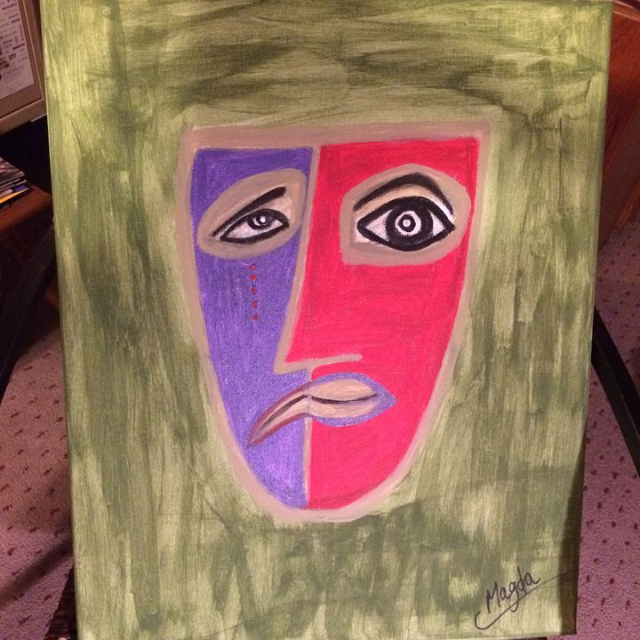 Bipolar - Magda Loves to Paint