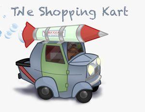 The shopping cart - Wildlife portraiture