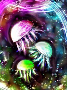 Cosmic Jellies