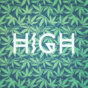 HIGH TYPO! Cannabis / Hemp / 420 / M