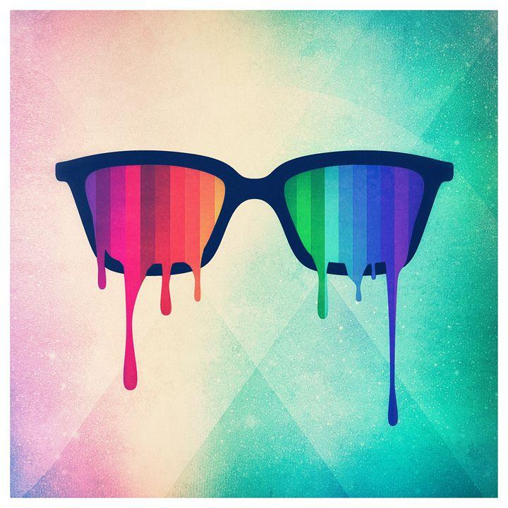 Love Wins! Rainbow - Spectrum- Pride - BADBUGS