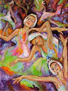 Colors of dance