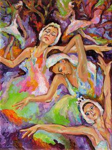 Colors of dance - Luda Angel