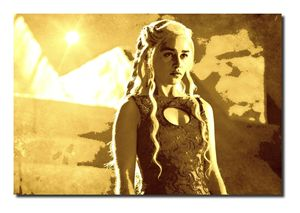 Mother of Dragons Canvas Art Picture