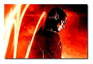 The Flash Canvas Art Picture!