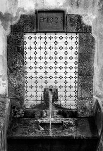 Spring Water Fountain