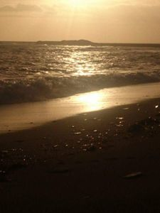 sun set on florin point