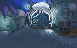 Underwater Village