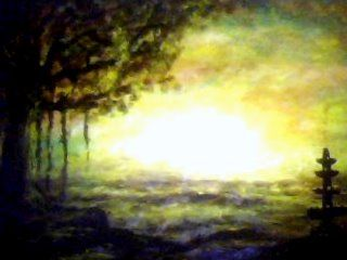 sunset - unni's perceptive