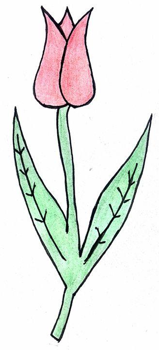 Tulip - Lonerwolf