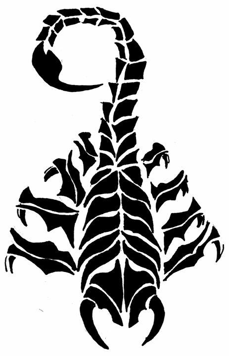 Black Scorpion - Lonerwolf
