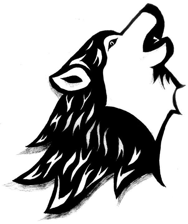 The yowling wolf - Lonerwolf