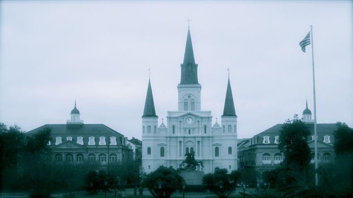 nola church - Terry Meyers