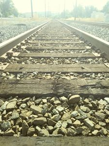 Train work