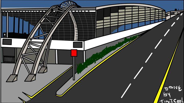Transport Center - Tin I Cool Studios