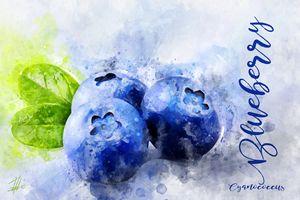 Blueberry - Theodor Decker