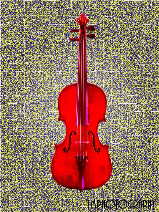 Red Violin - TMphotographyBaltimore