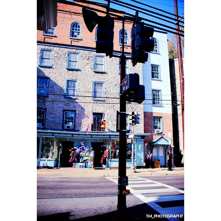 Ellicott City Light - TMphotographyBaltimore