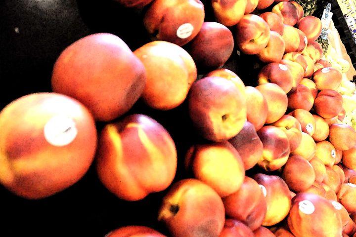 Side-view Peaches - TMphotographyBaltimore