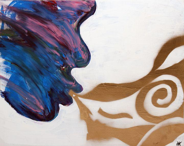 Dream of Painting - Ashton Hullinger