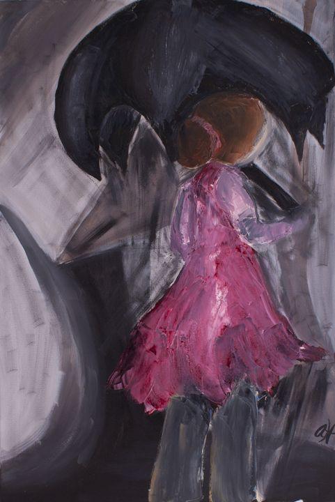 Alone In The Rain - Ashton Hullinger