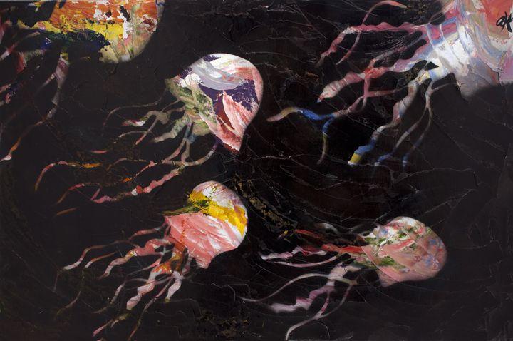 Jellyfish Sea - Ashton Hullinger