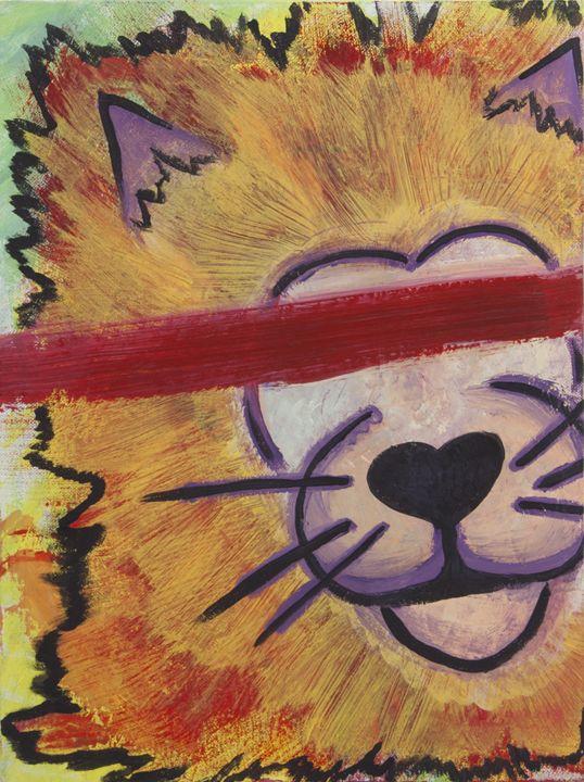 Save The Lions - Ashton Hullinger
