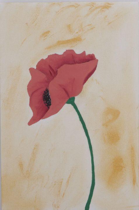 Poppy - Ashton Hullinger