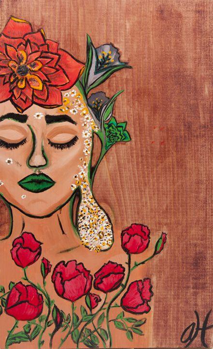Spring Shakti - Ashton Hullinger