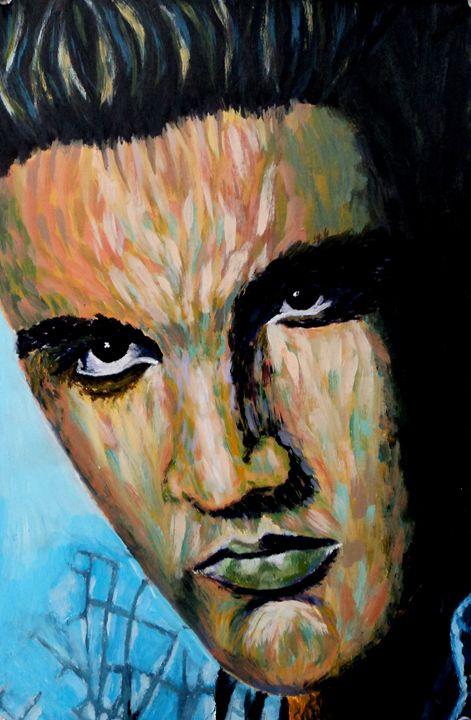 Elvis - Molly de Jong