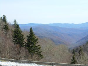Blue Smokey Mountains II
