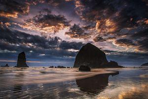 Oregon Coastal Sunset
