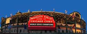 Cubs World Series Champs - Vision & Light Photography