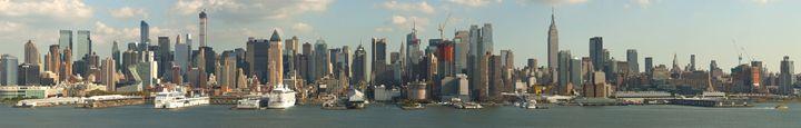 New York City - A Whole Demographic Photo.
