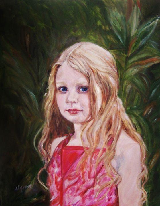 My Little Mona Lisa - Charlotte W Wynne