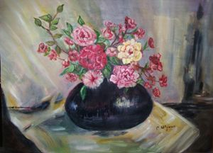 Floral Arrangement - Charlotte W Wynne