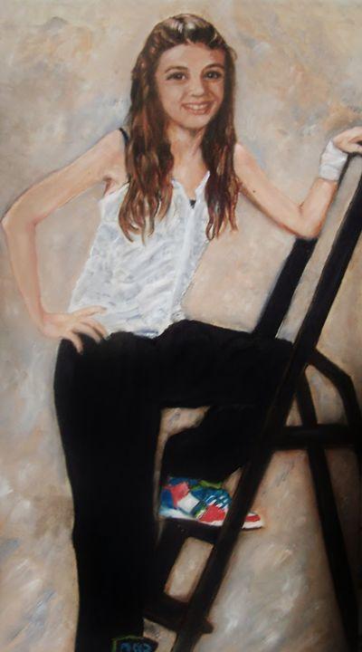 The Dancer - Charlotte W Wynne