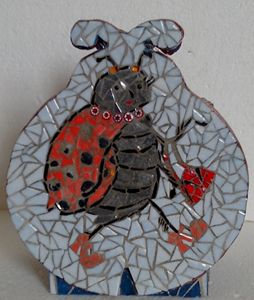 """Moneybox """"Coccinelle"""" Mr and Mrs - Chez Palenque"""