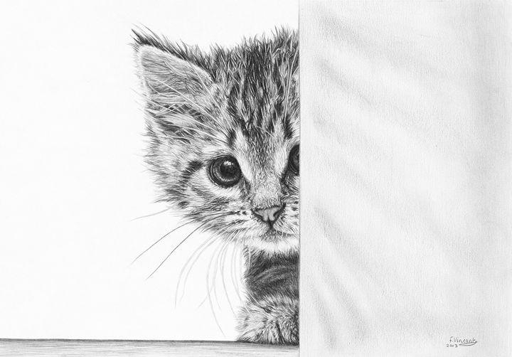 Peekaboo - Frances Vincent Arts