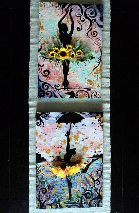 Pastel Ballerina -Sisters- - Ferenczi Blanka