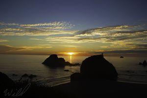 Camel Rock Sunset 2 of 3