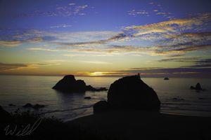 Camel Rock Sunset 3 of 3