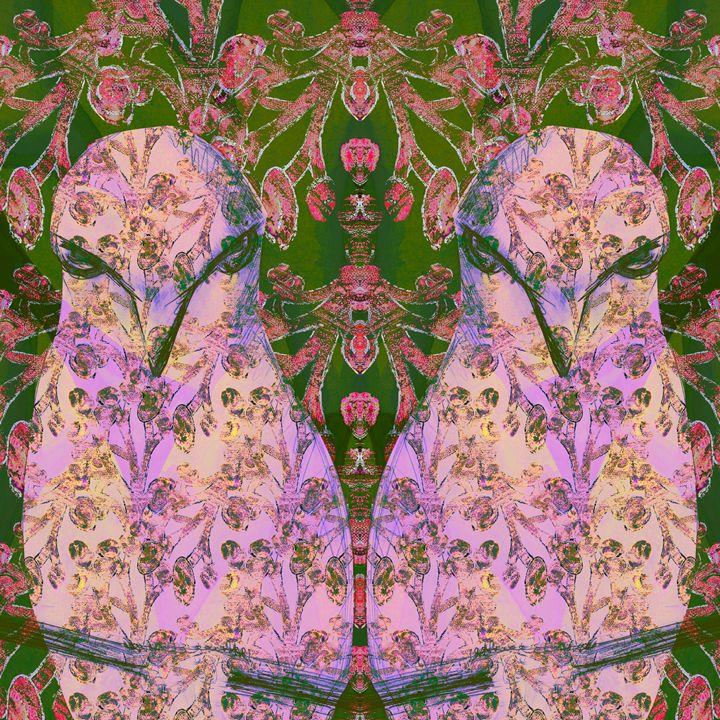 Angry Pink Birds - Geckojoy