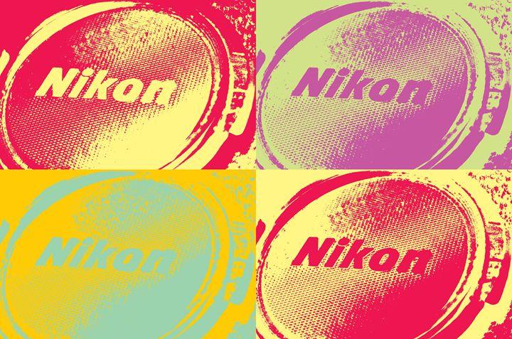 Nikon art - Frozen Face
