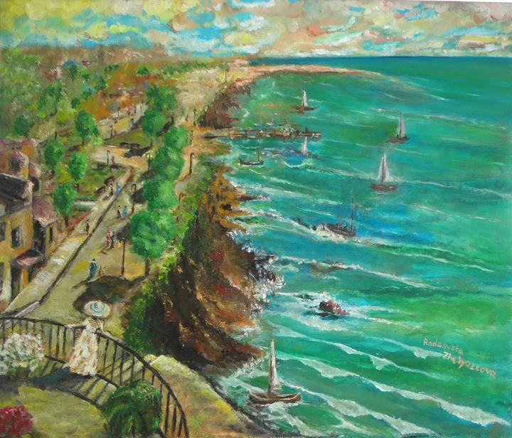 Sea view - Radosveta Zhelyazkova