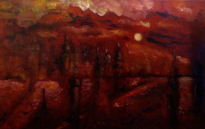 Red night - Radosveta Zhelyazkova
