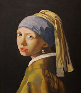 Lady with the Pearl Earring