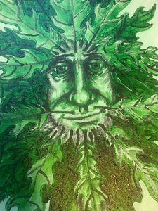 Green Man - BSparks