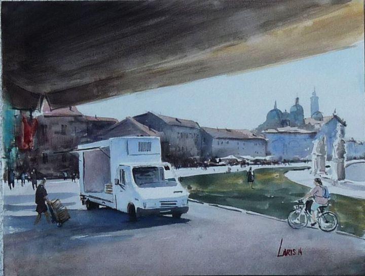 Padova morning - Laris